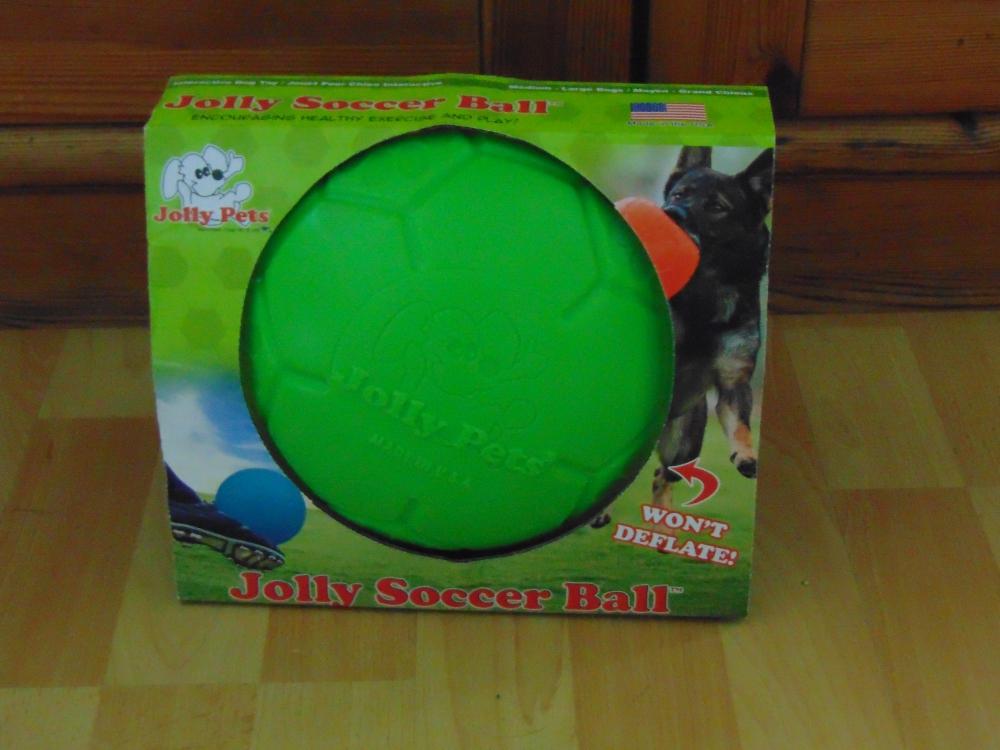 Jolly Soccer Ball , Apfelgrün (nach Lagerbestand)<br /><span>ab</span> 17,00 € *