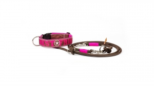Halsband-Best-Friend-CHOCOPINK-Studio-am-Meer