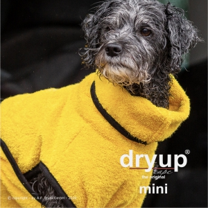 Dryup-Cape-Hundebademantel-yellow-gelb-Mini