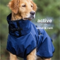 ACTIVE cape WIND & RAIN blau o. orange